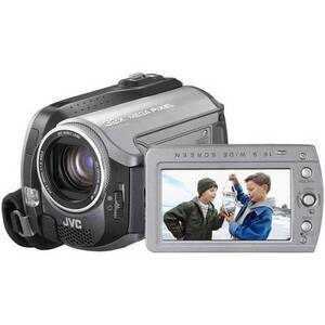 Photo of JVC Everio GZ-MG155EK Camcorder