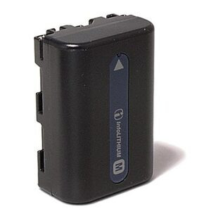 Photo of Sony NPFM50 Camcorder Accessory