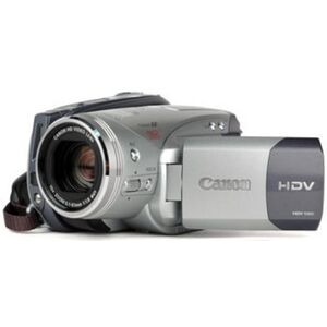 Photo of Canon HV20 Camcorder