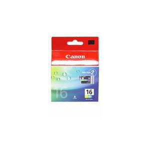 Photo of CANON BCI-16 COLOUR Ink Cartridge