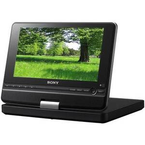 Photo of Sony DVP-FX810 Portable DVD Player