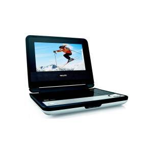 Photo of Philips PET730 Portable DVD Player