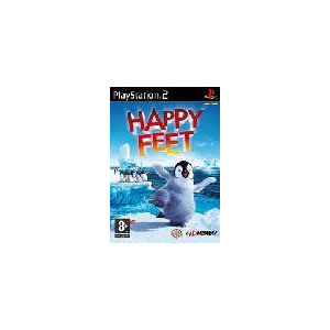 Photo of Happy Feet Playstation 2 Video Game