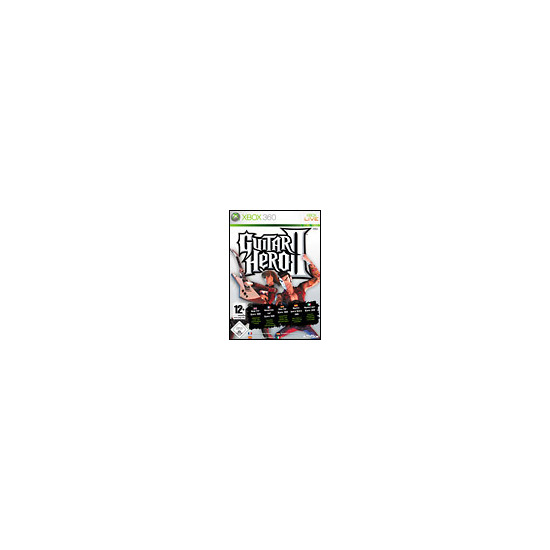 Guitar Hero 2 - Game Only (Xbox 360)