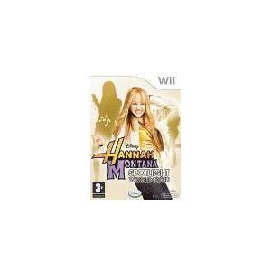 Photo of Hannah Montana: World Tour Nintendo Wii Video Game