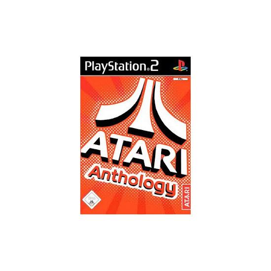 Atari Anthology Playstation 2