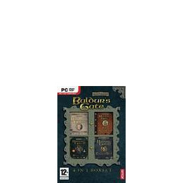 Baldur's Gate Compilation (PC)