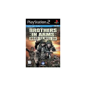 Photo of Brothers In Arms: Road To Hill 30 Playstation 2 Video Game