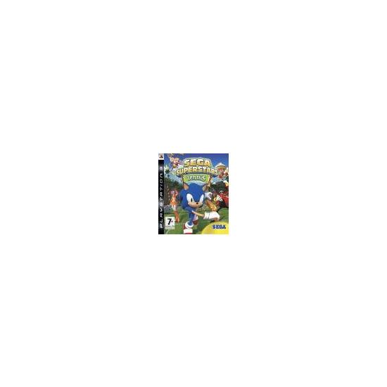 Sega Superstars Tennis (PS3)