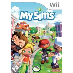 Photo of MySims (Wii) Video Game