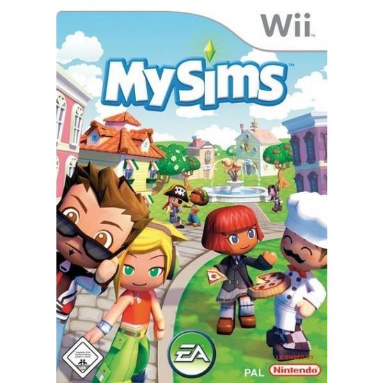 MySims (Wii)