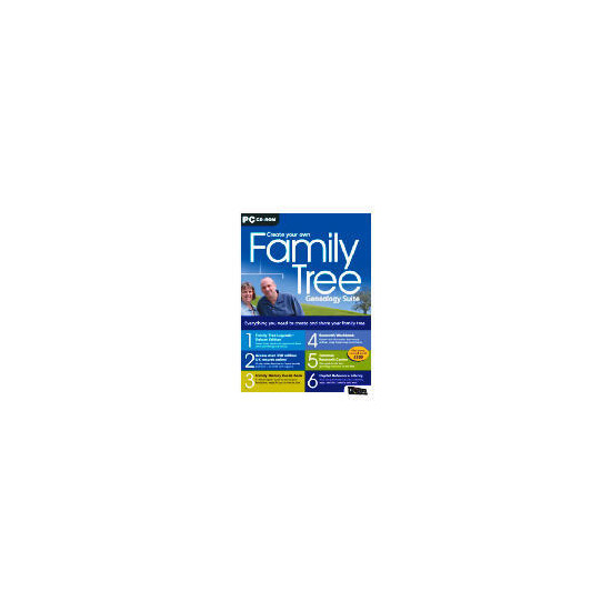 create your own family tree genealogy suite pc reviews compare