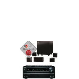Jamo A102 HCS6 and Onkyo TX-NR609 Bundle With Free Cable Pack Reviews