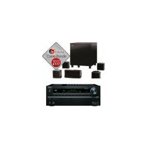 Photo of Jamo A102 HCS6 and Onkyo TX-NR609 Bundle With Free Cable Pack Home Cinema System
