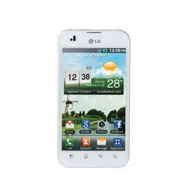LG Optimus White Reviews