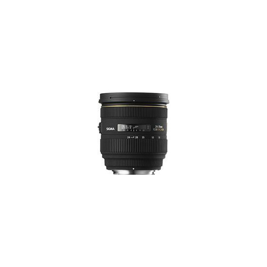 Sigma 24-70mm F2.8 IF EX DG HSM (Nikon Fit)