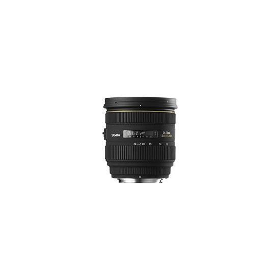 Sigma 24-70mm F2.8 IF EX DG HSM (Nikon Fit)