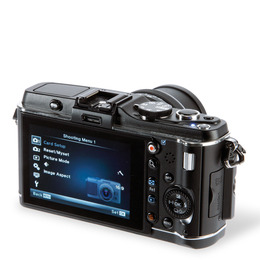 Olympus PEN E-P3 with 14-42mm lens Reviews