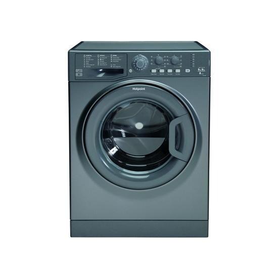 Hotpoint Aquarius FDL 9640 G washer dryer - Graphite