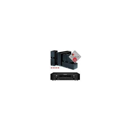 Q Acoustics 2000 Series Speaker Package And Marantz NR1402