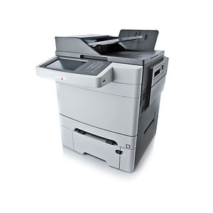 Photo of Lexmark X548DTE Printer