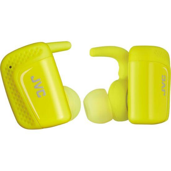 JVC HA-ET90BT-BE Wireless Bluetooth Headphones - Yellow