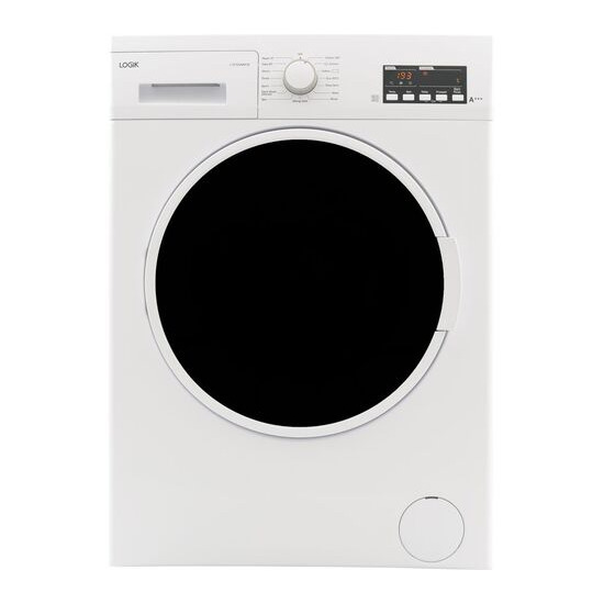 LOGIK L1212WM18 12 kg 1200 Spin Washing Machine
