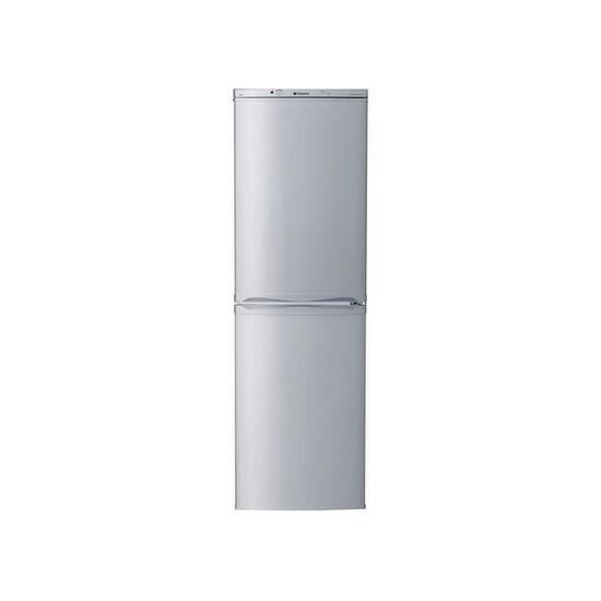 Hotpoint HBNF5517S Aquarius 174x55cm 225L Freestanding Fridge Freezer - Silver