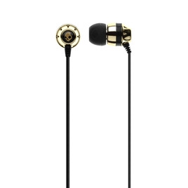 SKULLCandy Ink'd Paul Frank S2INCZ-049 Headphones - Gold Reviews