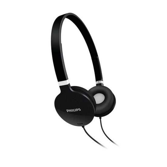 Philips SHL1700/10 Headphones - Black
