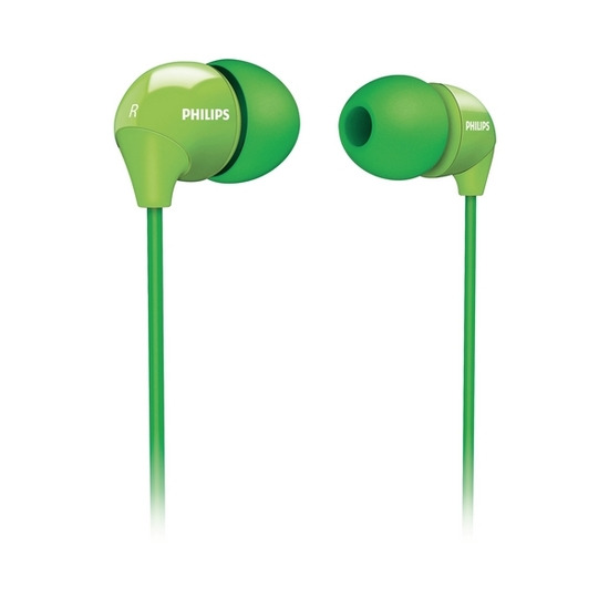 Philips SHE3570 Headphones - Green