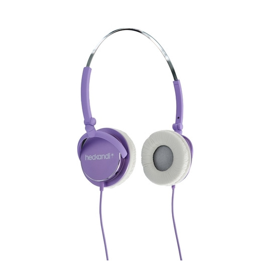 HED KANDI EX911-BP Headphones - Purple
