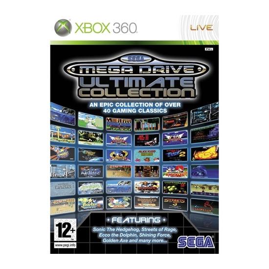 Microsoft Sega Megadrive Ultimate Collection - for Xbox 360