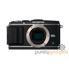 Olympus PEN E-P3 (Body Only) Reviews