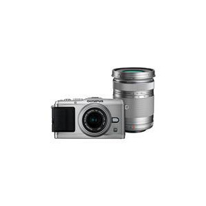 Photo of Olympus PEN E-P3 With 17MM and 14-42MM Lenses Digital Camera