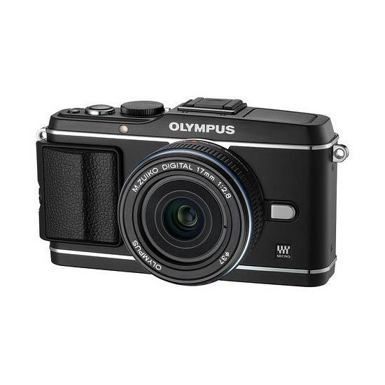 Olympus PEN E-P3 with 17mm lens