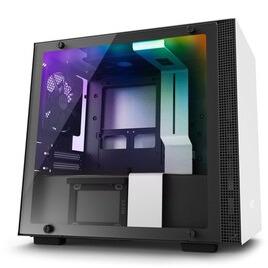NZXT H200i Mini-ITX Mid-Tower PC Case - White & Black