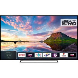 Toshiba 49U5863DB 49 4K Ultra HD HDR LED Smart TV with Dolby Vision Reviews