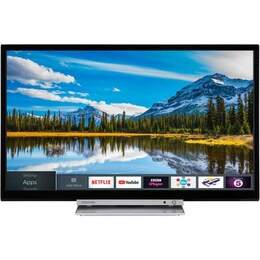 Toshiba 32D3863DB 32 HD Ready LED Smart TV and DVD Combi with Freeview Play Reviews