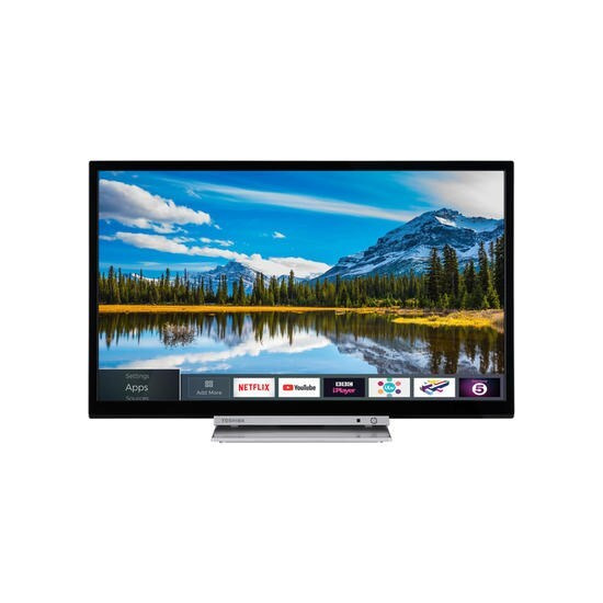 Toshiba 32D3863DB 32 HD Ready LED Smart TV and DVD Combi with Freeview Play