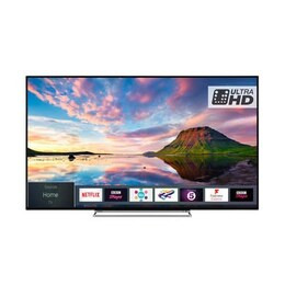 Toshiba 65U5863DB 65 4K Ultra HD HDR LED Smart TV with Dolby Vision Reviews