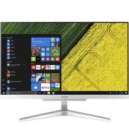 "Acer C22-865 21.5"" Intel Core All-in-One - 1 TB HDD, Silver Reviews"