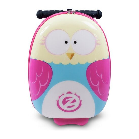 Flyte Olivia The Owl Scooter Suitcase