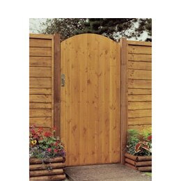 Grange Side Entry Arch Gate