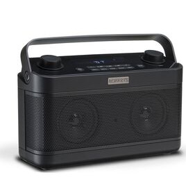 Roberts Blutune 5 Portable DAB+/FM Bluetooth Radio - Black Reviews