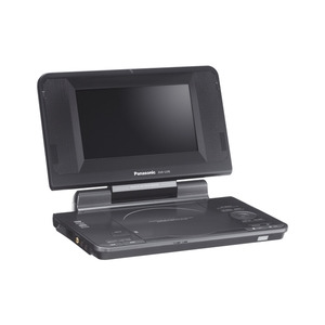Photo of Panasonic DVD-LS70EB-K Portable DVD Player