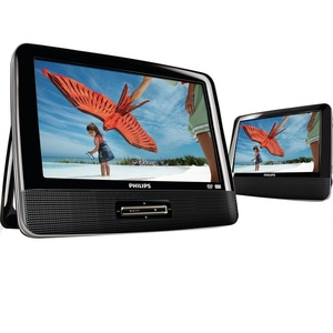 Photo of Philips PD9122  Portable DVD Player