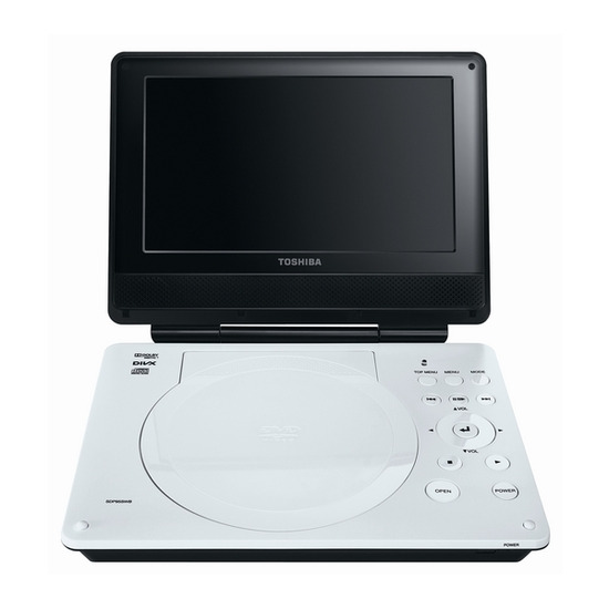 Toshiba SDP75