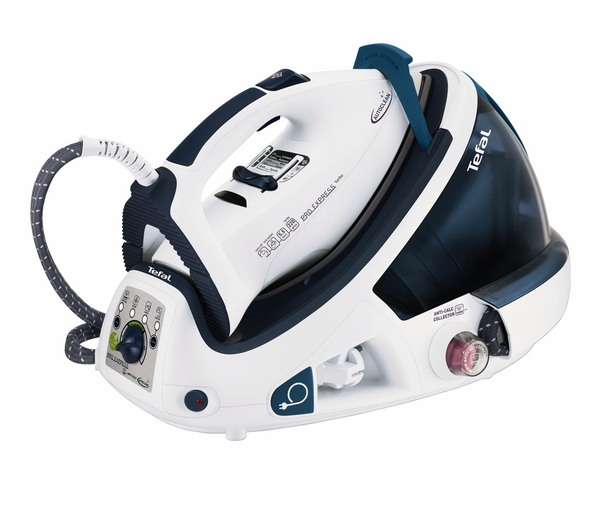 Tefal Gv6720 Effectis High Pressure Steam Generator Iron