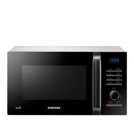 SAMSUNG MS23H3125AW Solo Microwave Reviews